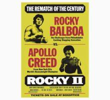 Rocky II by Ollie Mason