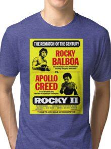 Rocky II Tri-blend T-Shirt