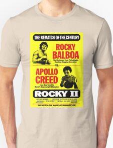 Rocky II Unisex T-Shirt