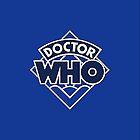 4th Doctor Logo by K9Design