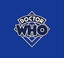4th Doctor Logo by K9Design