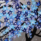 Winter blossom by Catherine Jacobs by cathyjacobs