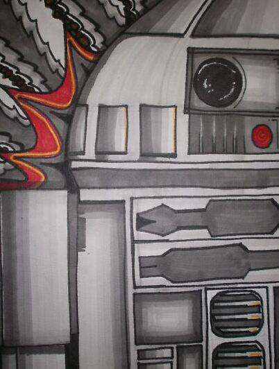 R2 UNIT by JJLUCIA