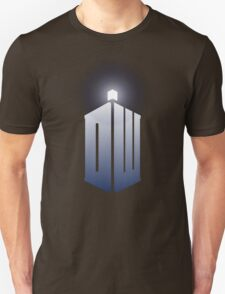 11th Doctor Logo Unisex T-Shirt