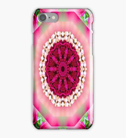 Mandala - Forever in Love iPhone Case/Skin