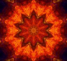 Mandala - Energy by Art-Motiva