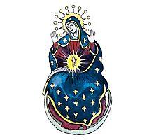 Hail Mary! Photographic Print