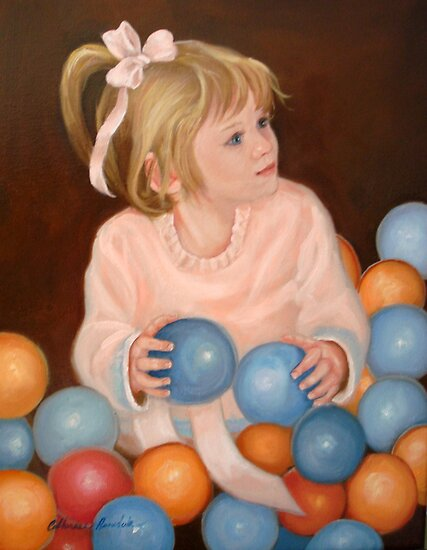 Colleen's Birthday Present by Cathy Amendola