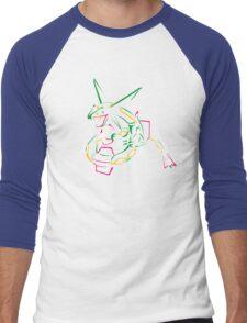 Rayquaza Line Art T-Shirt
