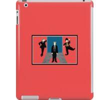Silent Comedy Stars iPad Case/Skin