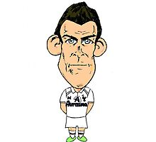 Gareth Bale - Tottenham Hotspur & Wales by rettop70