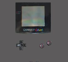 Grey Gameboy Colour by Sir Slay Design