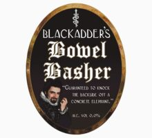 Blackadder's Bowel Basher Ale by CookieDude