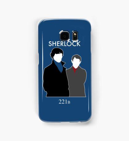 Sherlock and Watson Samsung Galaxy Case/Skin
