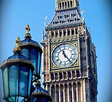 Big Ben  by Kent Burton