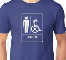 X-MENS ROOM Unisex T-Shirt