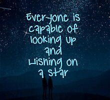 Wishing On A Star by StarkidSam