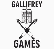 Gallifrey Games by redmix90