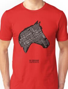 Godfather Horses Head Quote Shirt T-Shirt