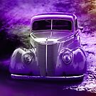 Purple Car  by CarolM