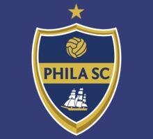 Phila SC // America League // PCGD by pcgdstudios