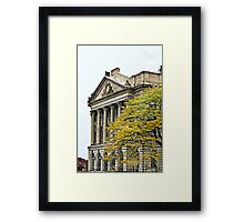 """""""Luzerne County Courthouse""""  Framed Print"""