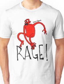 RAGE MONKEY Unisex T-Shirt