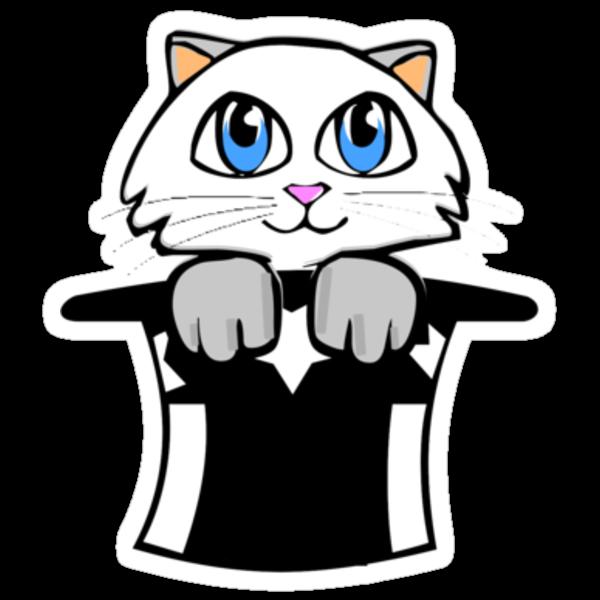 cat by thnatha