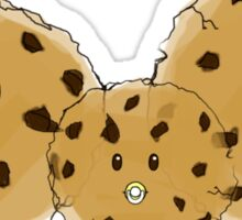 Chocolate Chip Cookie Family Sticker