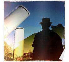 Mister hat Poster