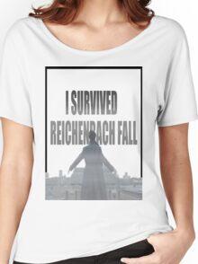 Reichenbach Fall Women's Relaxed Fit T-Shirt