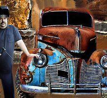 ☝ ☞ANITIQUE CAR REPAIR BLUES,I CAN FIX IT FOR U SUNNY,IT WON'T TAKE 2 LONG IT'LL JUST TAKE MONEY☝ ☞ by ✿✿ Bonita ✿✿ ђєℓℓσ