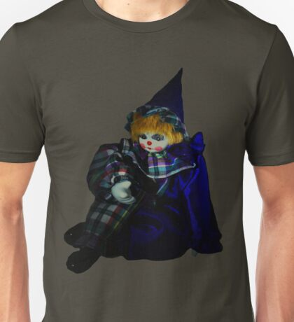 The Porcelain Clown's Gloom Unisex T-Shirt