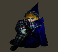 The Porcelain Clown's Gloom Unisex T-Shirt