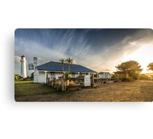 Aireys Inlet Sunset Canvas Print