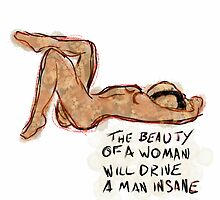The Beauty of a Woman by SeanChristopher