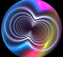 Goggle Bubble by Kazytc