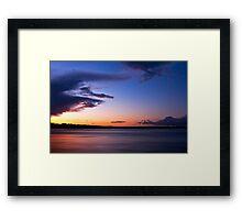 Here I am Framed Print