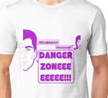 Dangah Zone PURPLE Unisex T-Shirt