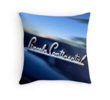 "1948 ""Babe Ruth"" Lincoln Continental Throw Pillow"