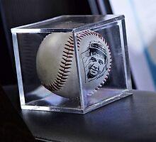 Babe Ruth by SuddenJim