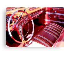 1959 Chevrolet Impala Coupe Canvas Print