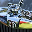 1938 MG TA Tickford Drophead by SuddenJim