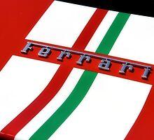Ferrari by SuddenJim