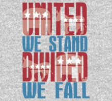 United We Stand Divided We Fall by mgiaco