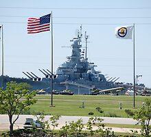 Battleship U.S.S. Alabama..... by zpawpaw