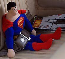 Even Superman Wears Seatbelts by CarolM