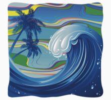 Sea Ocean big Wave Water  T-Shirt