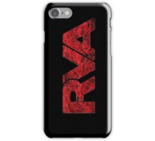 rva - roses iPhone Case/Skin