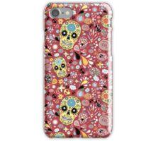 Laughing Skull iPhone Case/Skin